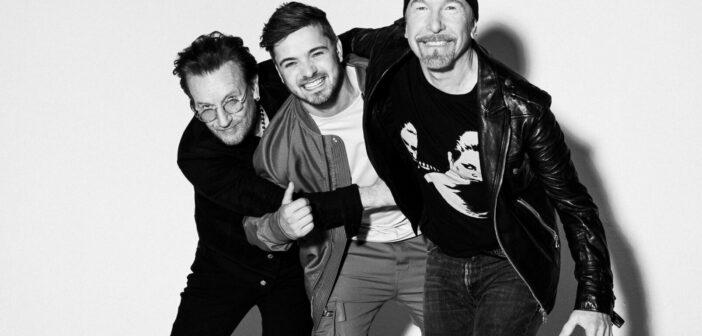"""U2 tun sich mit Martin Garrix für """"We Are The People We've Been Waiting"""" zur Fußball-EM 2020 zusammen!"""