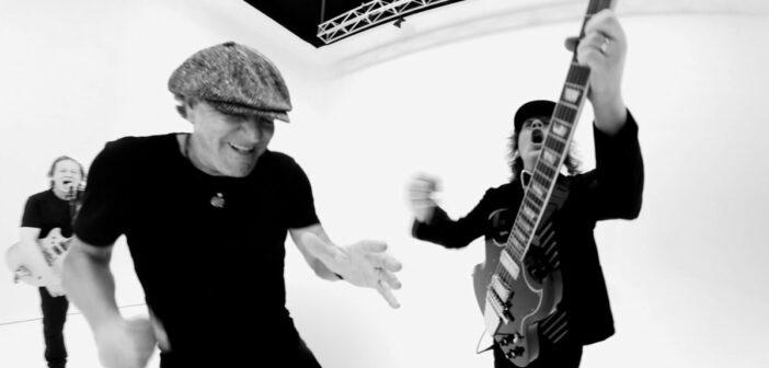 "AC/DC: Brian Johnson kündigt Autobiografie ""The Lives of Brian"" an!"